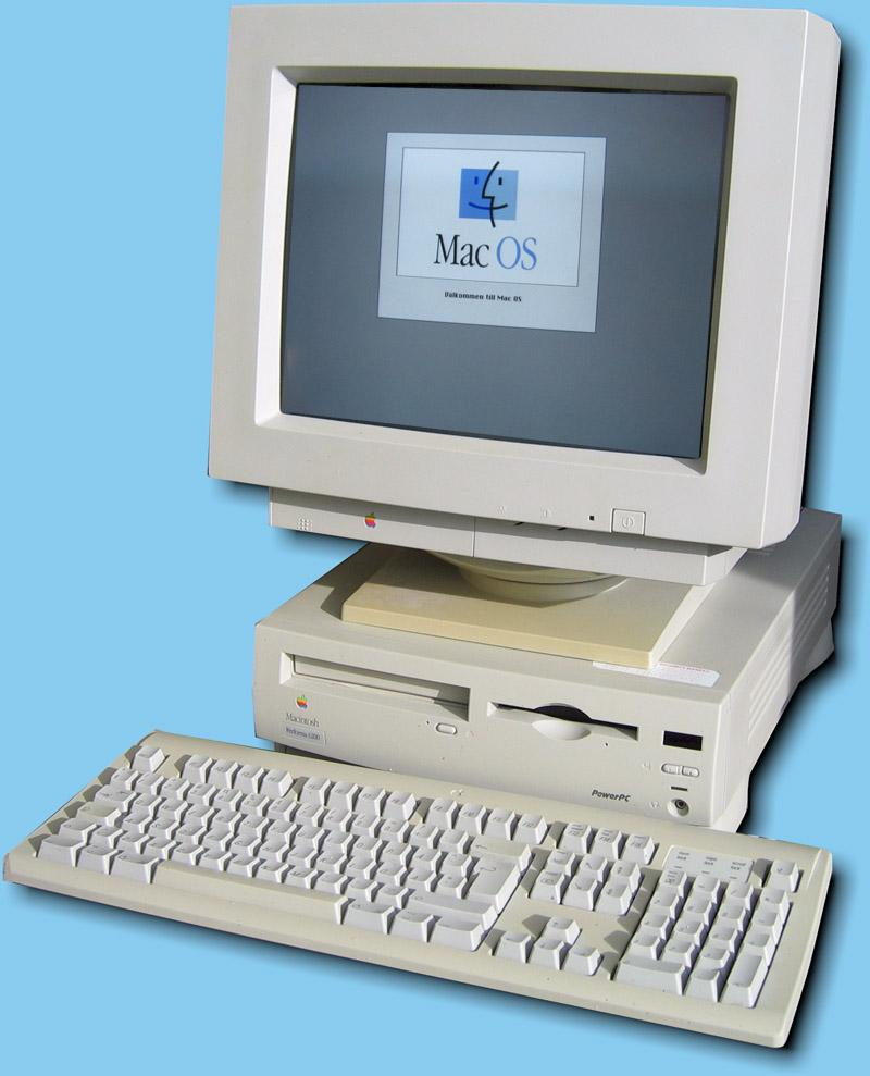 Computer S In The Past